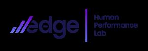 the edge - Human Performance Lab [logo]